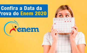 Data da Prova do Enem